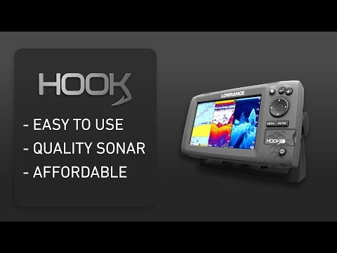 Lowrance HOOK - Getting Started