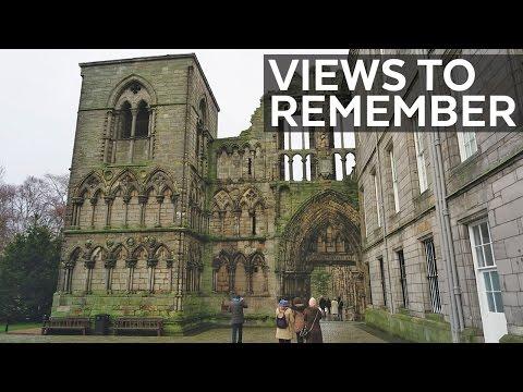 Carne Travels UK Vlog 10 Edinburgh