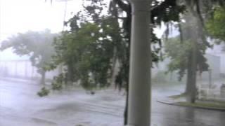 Savannah, Georgia hurricane weather