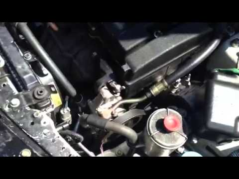 Acura Integra 94 Problem Starting