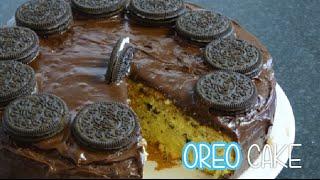 Oreo Cake | Craving For Baking