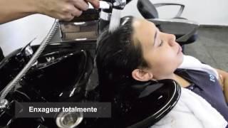 Shamp Liss - Shampoo Alisante - PASSO A PASSO