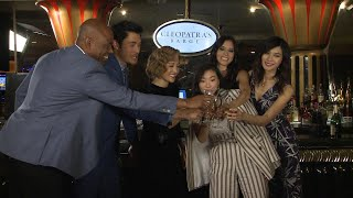 'Crazy Rich Asians' Cast at Cinemacon 2018 (FULL INTERVIEW, EXCLUSIVE)