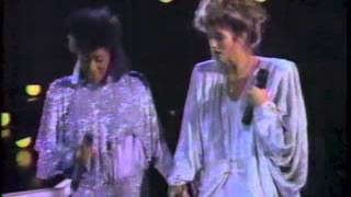 Patti & Amy Grant EVERYWHERE I GO & YOU ARE MY FRIEND 1985