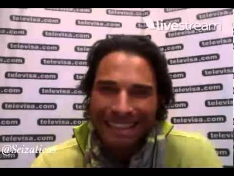 Sebastian Rulli Twitcam - 14 de enero 2014