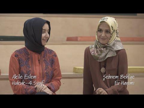 MEF'li Aileler / Akile Eslem - Şebnem Behiye / Hukuk