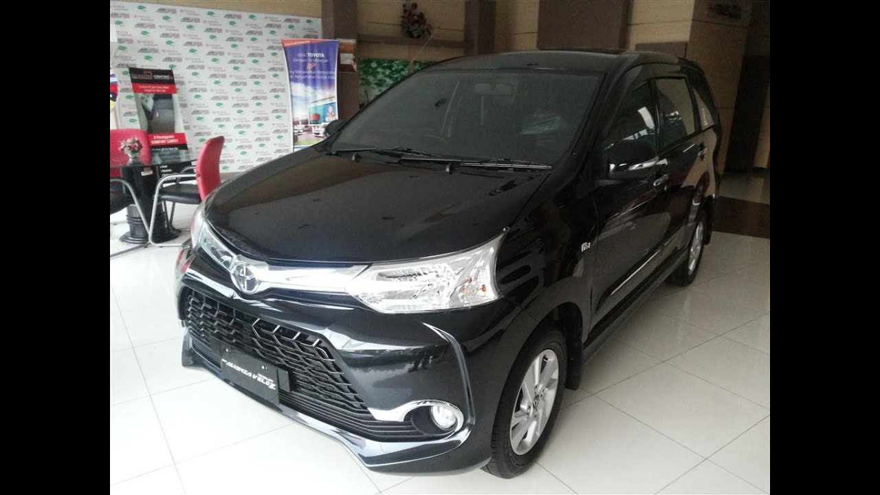 grand all new avanza 2016 basic review toyota veloz 1300cc 2015 youtube