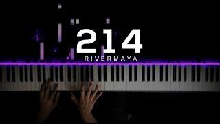 214 - Rivermaya | Piano Cover by Gerard Chua