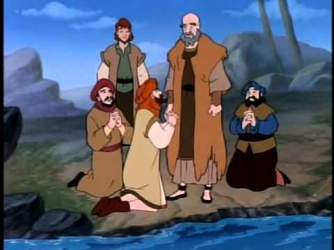Мультфильм пророк елисей