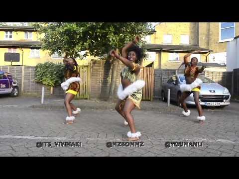Zoro Ft Flavour - Ogene (Remix)    Dance Video