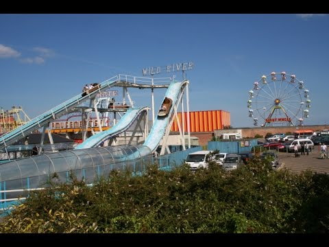 Butlins And Pleasure Beach Skegness Vlog June 2015