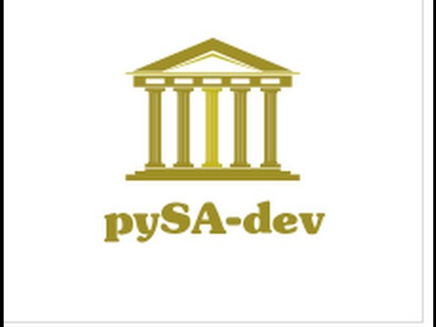 pySA: Structural Analysis of a beam in Python