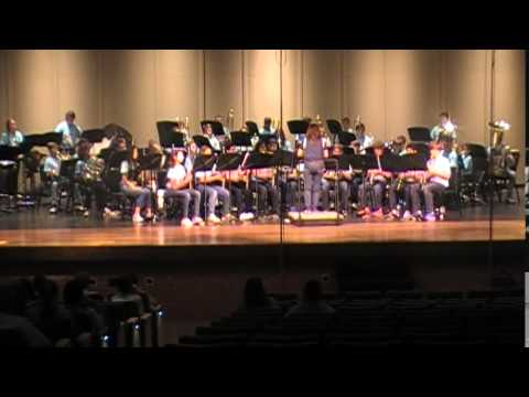 Lopez Middle School Honors Band Houston Trip 2015 Part 1