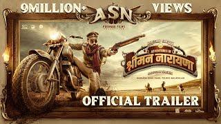 Adventures of Srimannarayana - Official Hindi Trailer | Rakshit Shetty | Pushkar Films | Shanvi