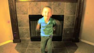 100 Subscriber Happy Dance - Funny Kids Dance