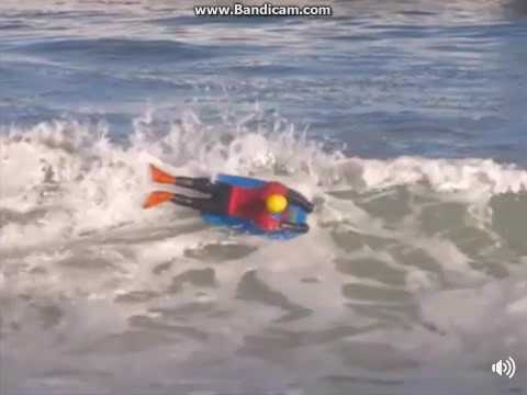 RC Bodyboarder by Bro rc Surfer Surfboards