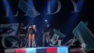Lady Gaga - Poker Face (live)