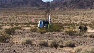 Man Propels Self 1,875 Feet with Homemade Rocket