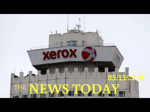Xerox Says It Is Ending Fujifilm Deal, Settles With Icahn, Deason | News Today | 05/14/2018 | D...