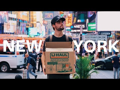 I MOVED To NEW YORK CITY