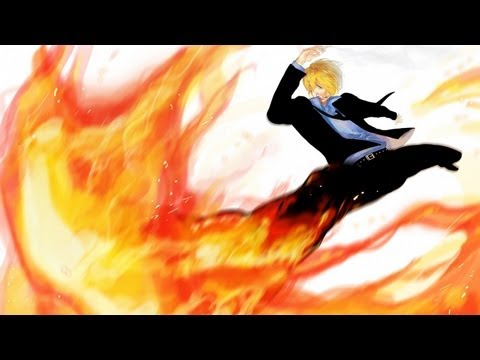 [One Piece] sanji ost