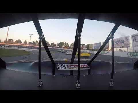 Sept 15 2018   Sunset Speedway   Super Stock Feature 1