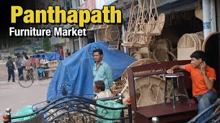 Panthapath Furniture Market