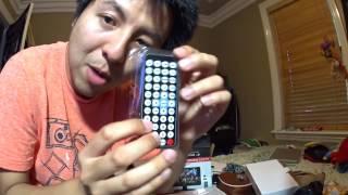 J #156 - 【Open Box】Supersonic 9 inch Portable TV SC-499