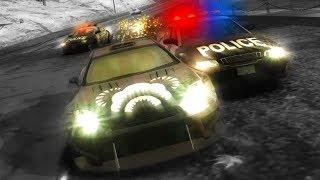 10 ЭПИЧНАЯ ПОГОНЯ И МНОГО АВАРИЙ в видео для детей про крутые машинки Need for Speed Most Wanted