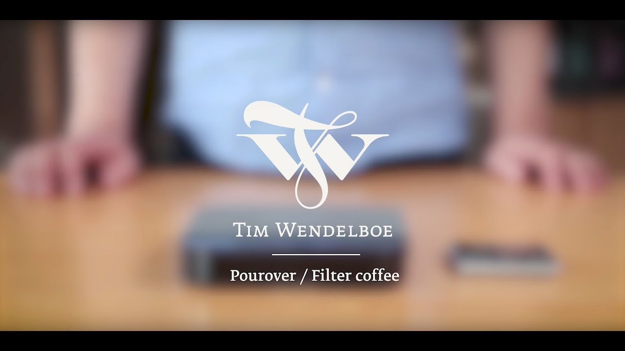 Making a Consistently Great Pourover/Filter Coffee