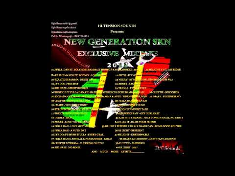 NEW GENERATION MUSIC SKN MIX 2018 (MIXED BY DJ DALLAR COIN) MVP RECORDS,STAINLESS RECORDS,IVM,GVMG
