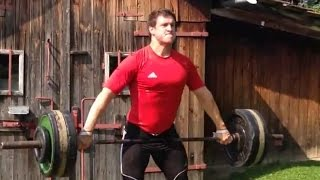 After 45 kg Weight Loss - Olympic Champion Matthias Steiner -  Ripped