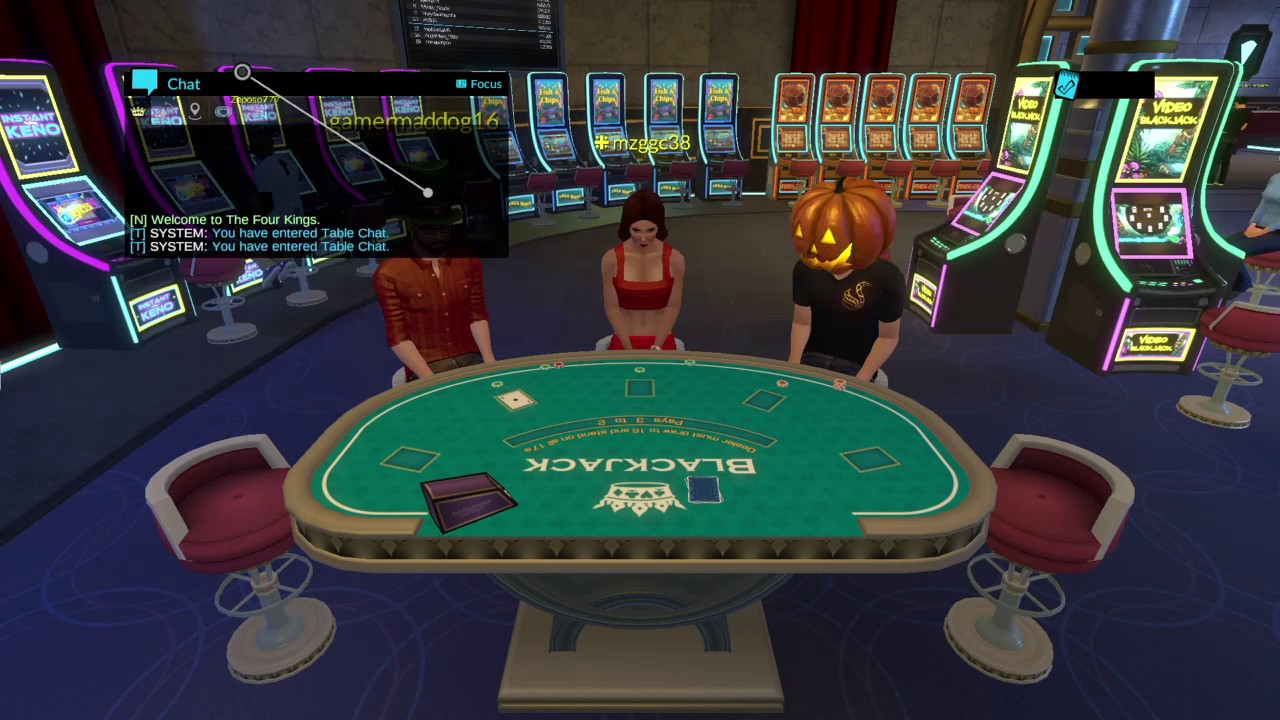 four king casino