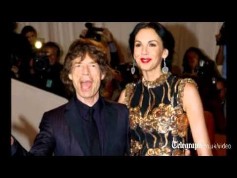 Mick Jagger 'devastated' by L'Wren Scott death