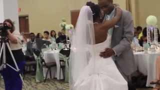 Mr. & Mrs M Mlawa Wedding