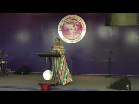Single Mothers Conference 06 03 17 (Part 1)