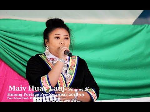 Maiv Huas Lauj -  Hmong Stevens Point Noj Tsiab thumbnail