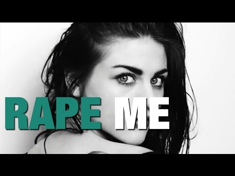 Rape Me - Nirvana (Tracey Video Remix)