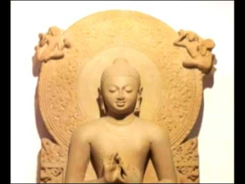 Sarnath Statue - The famous and refined Buddha-image in Archeological Museum Sarnath