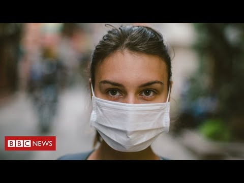 Coronavirus: face masks may offer more protection than previously thought - BBC News