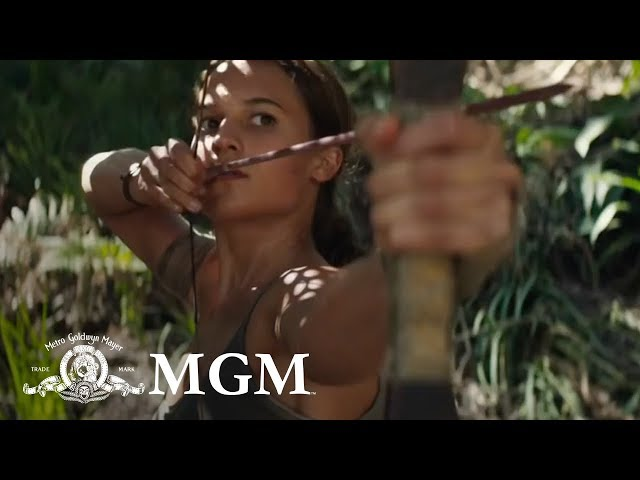 TOMB RAIDER | Official Trailer #2 🎥🎞 | MGM