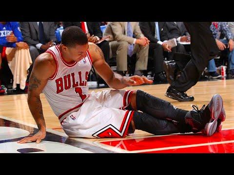 5 Worst NBA Basketball Injuries Ever