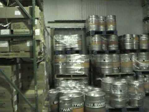 SweetWater Brewery Tour 2007 (part 2/3) in HD/HQ