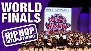 La Salle Dance Company Street - Philippines (MegaCrew Division Finalist) @ HHI