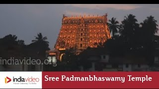 Lakshadeepam At Sree Padmanabhaswamy Temple - Thiruvananthapuram | India Video