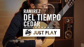 Ramirez 135th Anniversary Del Tiempo Classical Guitar - Cedar Top | Better Music