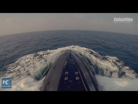 Chinese Navy 70 Years: Life At Sea