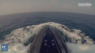 Baixar Chinese Navy 70 years: Life at sea