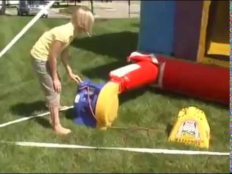 Thumbnail: WATCHDOG™ Blower-Siren for the safe operation of inflatables