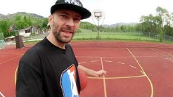 """Der Basketball / Streetball Spielmodus """"21"""" - Erklärung und Regeln"""